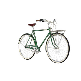 Creme Caferacer Doppio Men dark green